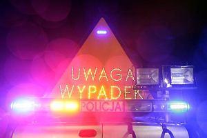 30-latek śmiertelnie potrącony w Radomicach. To 11. ofiara w weekend