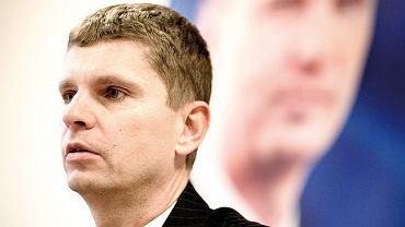 Poseł Prawa i Sprawiedliwości Dariusz Piontkowski