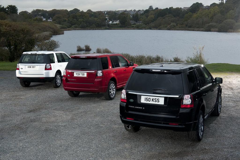 Land Rover Freelander 2 SD4 Sport LE