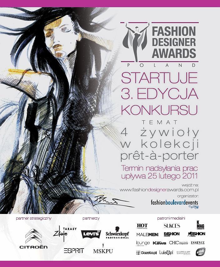 Fashion Designer Awards 2011