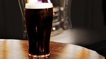 Irlandzkie piwo Guinness