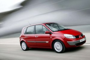 Renault Scenic II (2003-2010) - opinie Moto.pl