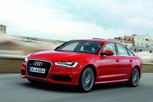 Audi A6 - kr�l segmentu E