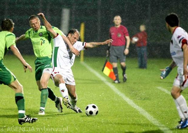 Paj�czkowski ma wzmocni� zesp� Oderki
