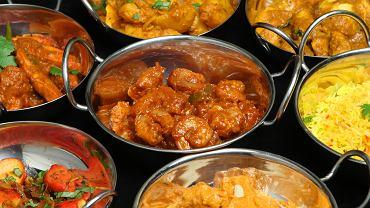 indie, kuchnia, jedzenie