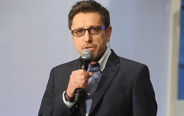 Andrzej So�tysik z metk� na bucie! Nie odklei� ceny!