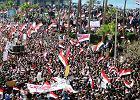 """""""Nie cofn� si�"""" - oto hymn egipskiej rewolucji [WIDEO]"""