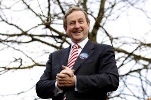 Nowy irlandzki rz�d b�dzie walczy� o wi�cej pomocy z UE
