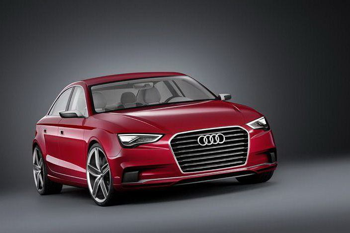 Audi A3 (salon Genewa 2011)