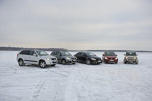 Suzuki nie tylko na off-road