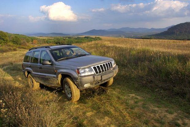 Jeep Grand Cherokee (1998-2004)
