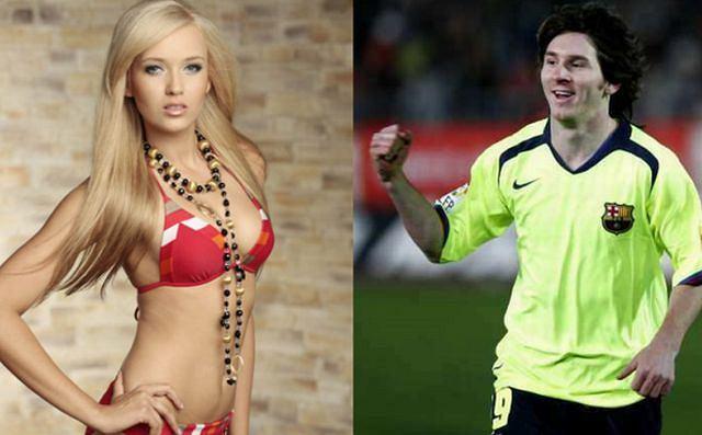 Anna Weber Leo Messi