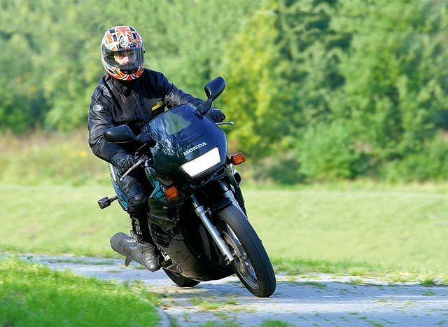 motocykl Honda