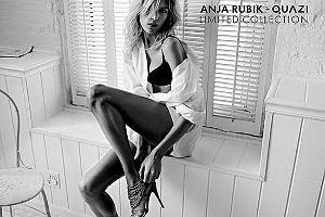 Anja Rubik znowu reklamuje Quazi