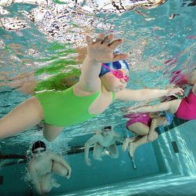 Pływanie -