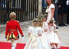 Druhny Kate Middleton w sukienkach od Macfarlane