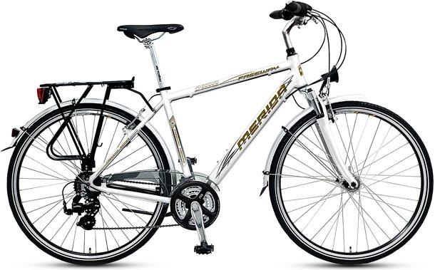rowery, trekkingowy, MERIDA