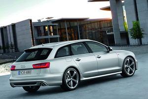 Audi A6 Avant w pełnej krasie