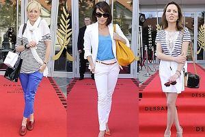 Na imprezie Zostań gwiazdą Cannes by Dessange pojawiło się kilka znanych twarzy. Słynne panie poddawały się najróżniejszych zabiegom upiększającym. Zobaczcie kto skorzystał z tej możliwości.