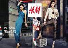 Ubrania H&M w Vogue