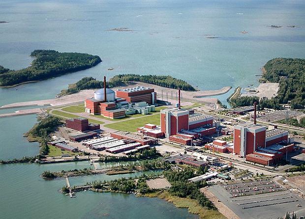Elektrownia atomowa najnowszej generacji w Olkiluoto (Finlandia)
