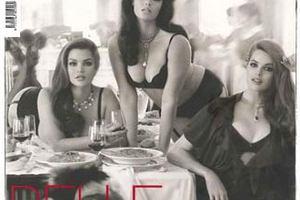 Modelki plus size na okładce Vogue Italia