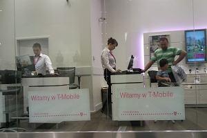 Witamy w nowej erze, erze T-Mobile