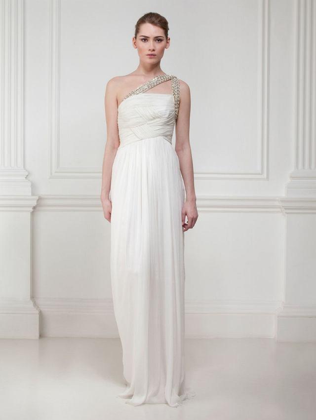 15 Najpiękniejszych Sukni ślubnych Z Kolekcji 2011