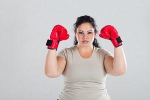 Ruch czy dieta - co szybciej pomo�e schudn��?