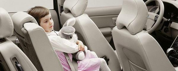 Bezpieczny fotelik samochodowy dla dziecka