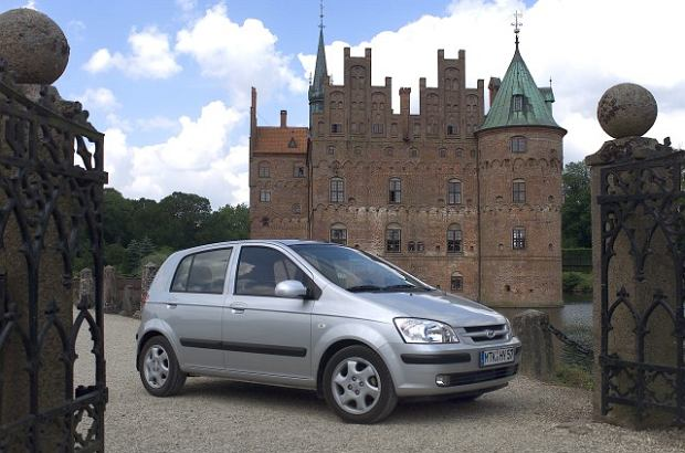 Hyundai Getz (2002-2008) - opinie Moto.pl