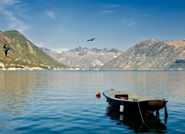 Czarnogóra - 10 atrakcyjnych miejsc nad wodą