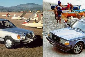 Pojedynek u�ywanych | Volvo vs Mercedes