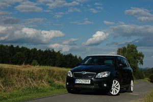 Skoda Fabia RS | D�ugi dystans - 5100 km