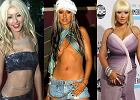 �egnajcie dodatkowe kilogramy! Christina Aguilera w ko�cu wygl�da dobrze! Nie zawsze tak by�o...