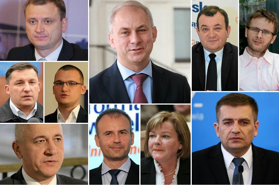Wybory 2015. Kandydaci do Sejmu i Senatu, okręg 40, 41 - Koszalin, Szczecin