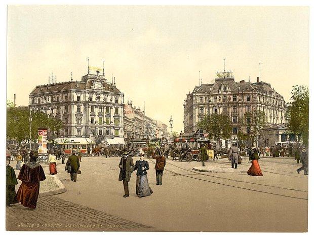Zdjęcie numer 6 w galerii - Niemieckie miasta pod koniec XIX w. A wśród nich Gdańsk, Szczecin i Wrocław [ZDJĘCIA]