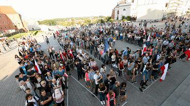 Stawiamy weto - protest partii Razem