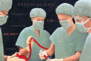 Z�e sny anestezji, czyli dlaczego w szpitalu zastrzelono pacjenta?
