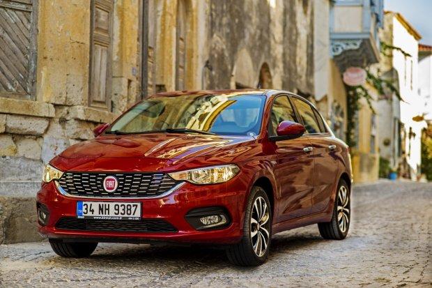 Fiat Tipo | Nowe zdjęcia i wideo