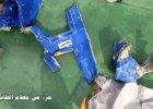 Katastrofa samolotu EgyptAir. Szcz�tki odnalezione. Tu� przed katastrof� wykryto dym w toalecie