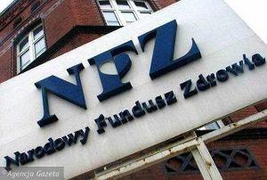 NFZ - sanatoria