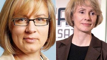 Agata Nowakowska. Agnieszka Romaszewska-Guzy