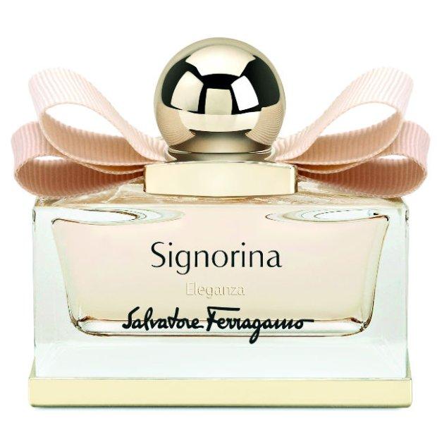 Signorina Eleganza: nowy zapach Salvatore Ferragamo