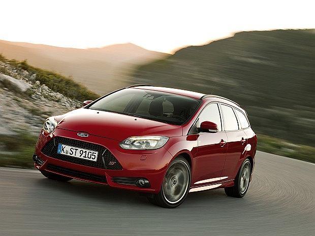 Ford Focus ST Turnier