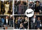 Paris Fashion Week: Marion Cotillard, Rosie Huntington-Whiteley, Ciara, Alexa Chung, Kim Kardashian, Chiarra Ferragni i inne gwiazdy w pierwszym rzędzie na pokazach luksusowych marek [DUŻO ZDJĘĆ]