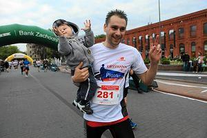 11. Bieg ul. Piotrkowsk� - najszybszy biegacz tu� przed 30. minut�