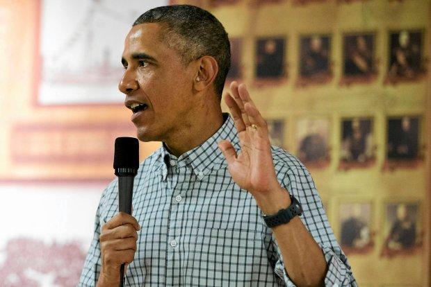 """Obama oficjalnie og�osi� koniec misji w Afganistanie. """"Jeste�my bezpieczniejsi"""""""