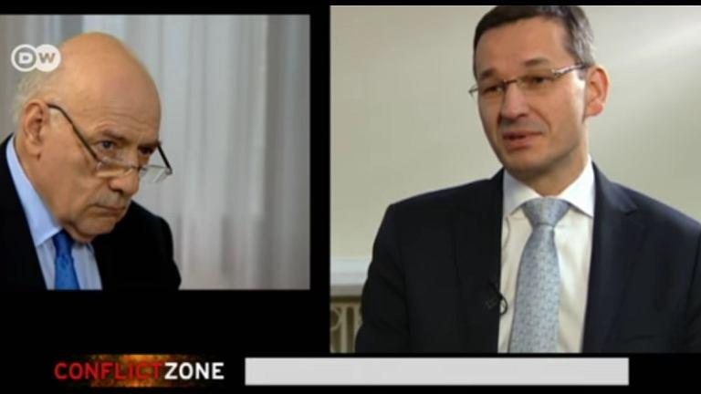 Wywiad z Mateuszem Morawieckim