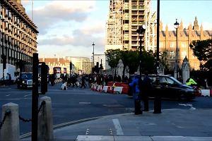 Ruch rowerowy w Londynie